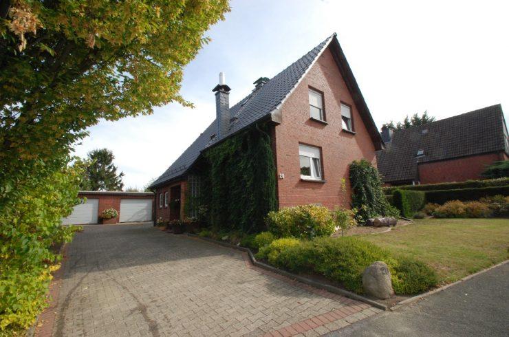 Vermarktet: Ruhig, gemütlich, großer Garten! – Charmantes Einfamilienhaus in ruhiger Lage von Werne