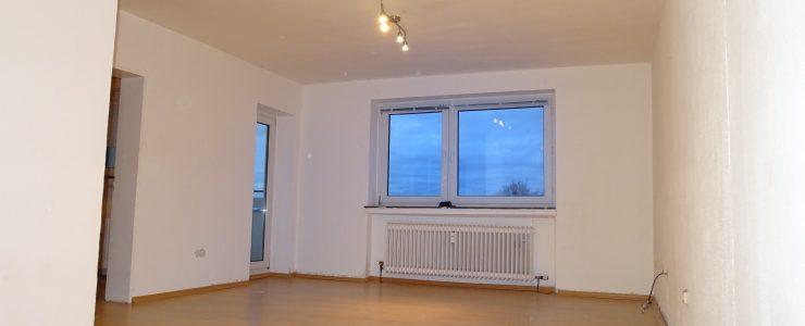 Wohnen mit Ausblick – Schöne und gemütliche 1,5-Zimmer Wohnung in Hamm-Heessen zu vermieten!