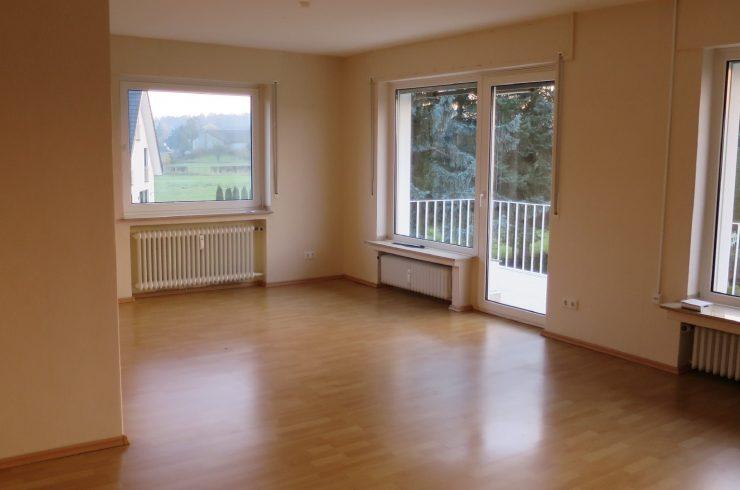 Vermietet!: Wohnen mit traumhaftem Ausblick-Schöne 4-Zimmer-Wohnung in Selm-Cappenberg zu vermieten!