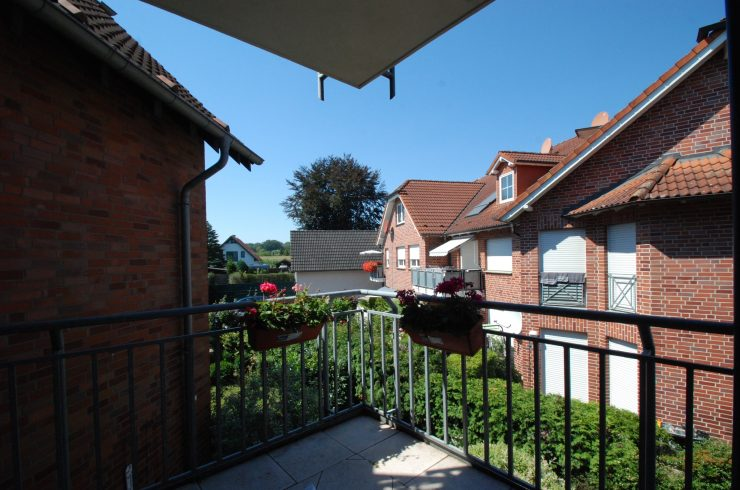 Verkauft!: Werne! -Tolle Wohnung, großer Balkon!!
